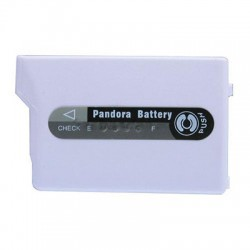 Pandora Battery TOOL LED pour PSP PHAT