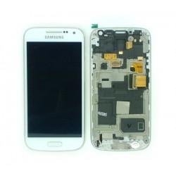 Lcd samsung i9190, i9195 (Galaxy S4 mini) avec chassis