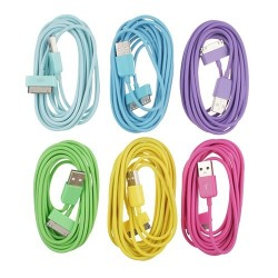cable iphone 4 ou 4s usb