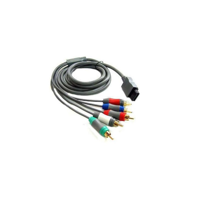 cable yuv wii - keytech