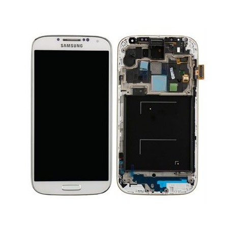Lcd samsung i9505 blanc avec chassis
