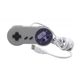 Manette USB SNES compatible MAC/PC