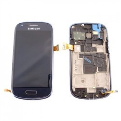 Lcd samsung i8190 (Galaxy S3 mini) avec chassis