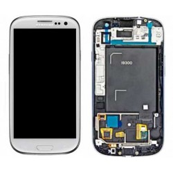 Lcd samsung i9300 (Galaxy S3, 3G) avec chassis