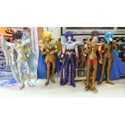 figurines saint saya
