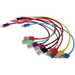cable iphone 5,5c et 5s 1 metre