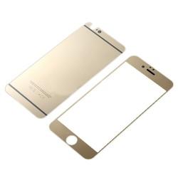 protege ecran iphone en verre trempe de couleur