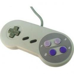 Manette pour console Nintendo SNES